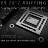 Microsoft раскроет подробности о приставке Xbox Scorpio на выставке E3 2017 11 июня