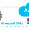 Релиз Azure Managed Disks