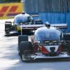 Первые гонки самоуправляемых автомобилей Formula E закончились аварией