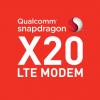 Qualcomm Snapdragon X20 LTE — модем со скоростью передачи данных 1,2 Гбит/с