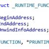 Исключения в Windows x64. Как это работает. Часть 2