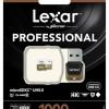 Карта памяти Lexar Professional 1000x microSD UHS-II объёмом 256 ГБ оценивается в 350 долларов