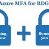 Защита удаленного терминального сервера или двухфакторная аутентификация клиентовRDGпри помощи AzureMFA