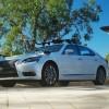 Компания Toyota показала новый тестовый образец самоуправляемого автомобиля