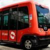 В Калифорнии начали тестировать беспилотные автобусы, лишённые органов управления