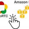 Запуск WebRTC медиасервера в облаке Amazon EC2 для Live видеотрансляций из браузеров и мобильных приложений