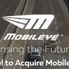 Зачем Intel Mobileye?