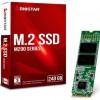 Твердотельные накопители Biostar M200 типоразмера M.2 выпускаются объемом 120 и 240 ГБ