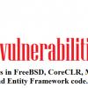 Дефекты безопасности, которые устранила команда PVS-Studio на этой неделе: выпуск N3