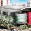 В Сингапурском торговом центре загорелся фирменный магазин Samsung