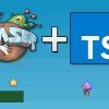 Создание вашей первой игры на Phaser. Часть 3 — Создание игрового мира
