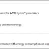 Новый профиль энергопотребления AMD Ryzen Balanced решает проблемы с производительностью CPU Ryzen
