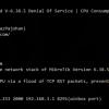 DoS-атака на линейку оборудования MikroTik и виртуальные RouterOS