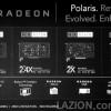 Стали известны параметры видеокарт Radeon RX 580, RX 570, RX 560 и RX 550