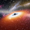 Спросите Итана: как тёмная материя взаимодействует с чёрными дырами?