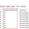 Windows 10 будет подавлять фоновые приложения