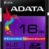 В картах памяти Adata ISDD361 используется флэш-память SLC NAND