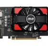 Видеокарты Radeon RX 550 в исполнении Asus не получили прибавки к частотам