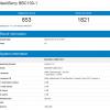 Результаты смартфона BlackBerry BBC100-1 появились в тесте Geekbench