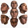 Ученые создали самую совершенную цифровую модель человеческого лица