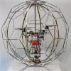 У NTT Docomo готов летающий сферический дисплей