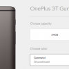 OnePlus прекратила продажи смартфона OnePlus 3T со 128 ГБ памяти