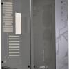 Оформление корпуса Lian Li PC-O11WGX включает в себя алюминиевую и стеклянную секции