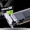 Inno3D и Gainward оснастили свои варианты карт GeForce GT 1030 пассивными охладителями