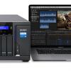 Сетевое хранилище Qnap TVS-882ST3 отличается поддержкой интерфейса Thunderbolt 3