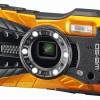 Опубликованы изображения защищенной фотокамеры Ricoh WG-50