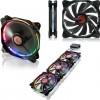 Корпусные вентиляторы Raijintek Aura 12 RGB комплектуются контроллером подсветки