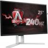 Игровой монитор AOC Agon AG251FG поддерживает кадровую частоту 240 Гц