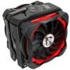 Процессорный охладитель MSI Core Frozr XL оснащен двумя вентиляторами