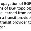 Утечки маршрутов BGP