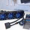 Система жидкостного охлаждения Alphacool Eisbaer 360 с шестью вентиляторами предназначена для процессоров HEDT