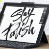 Чехол с клавиатурой Logitech Slim Combo для нового планшета Apple стоит меньше официальной модели купертинцев