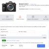 Обновление прошивки камеры Sony A9 «улучшает функцию предупреждения перегрева»