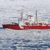Крупное арктическое исследование изменения климата отменено из-за изменения климата