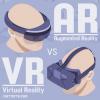 За пять лет продажи гарнитур AR вырастут в 150 раз, а продажи гарнитур VR — в семь