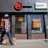 Sprint обвиняют в новом банкротстве RadioShack