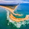 В Бермудском треугольнике из моря вышел еще один остров