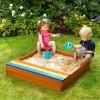 Песок в детских песочницах вредит здоровью