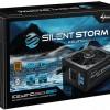 Серия блоков питания Sharkoon SilentStorm Icewind включает модели мощностью 550, 650 и 750 Вт