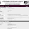 В базе данных WiFi Alliance появился смартфон Essential A11