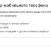 Особенности национальной SMS-авторизации