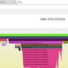 Использование фронтенда профилировщика Chrome в собственных проектах