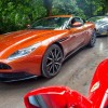 Aston Martin будет выпускать электрокары