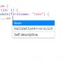 Пишем GraphQL API сервер на Yii2 с клиентом на Polymer + Apollo. Часть 4. Валидация. Выводы