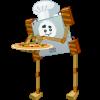 Учим робота готовить пиццу. Часть 2: Состязание нейронных сетей