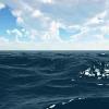 Быстрый рендеринг океанских волн на мобильных устройствах